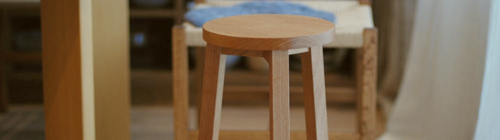 木工小物のチェア