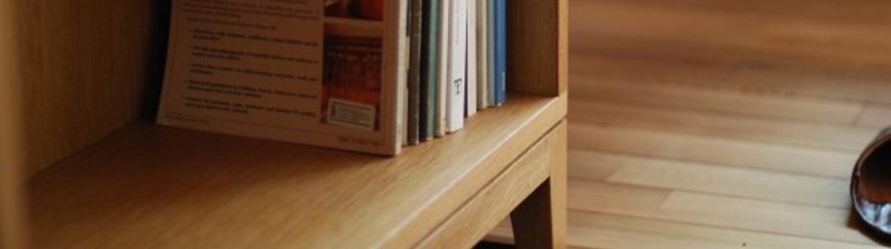 木工小物のキャビネット