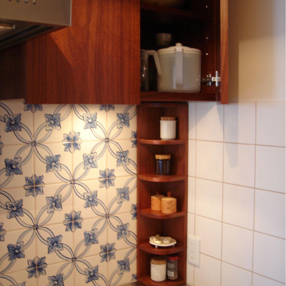 天然酵母のパン教室のキッチン