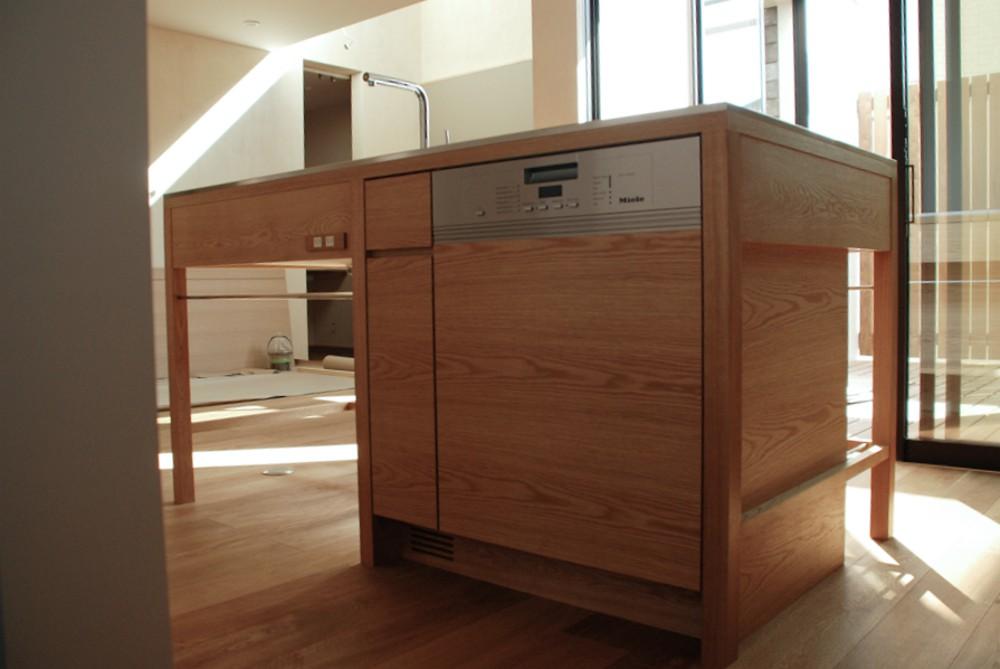 ミーレの60cm幅の食器洗浄機