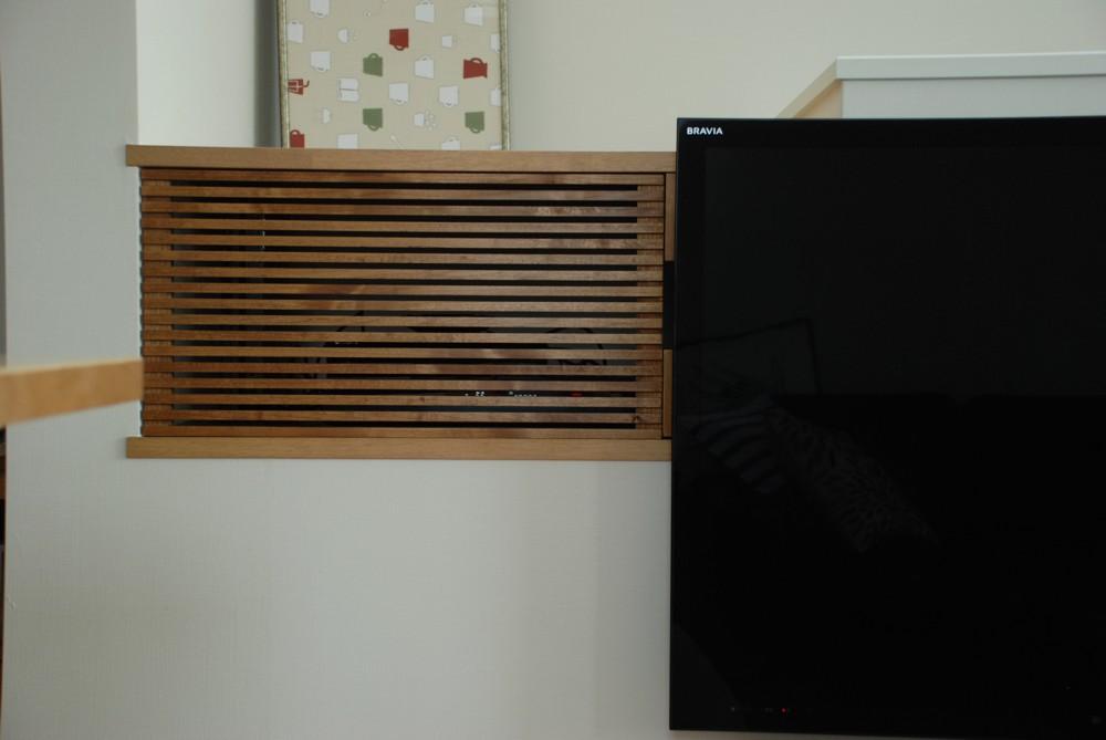 アルダーの木製パネル