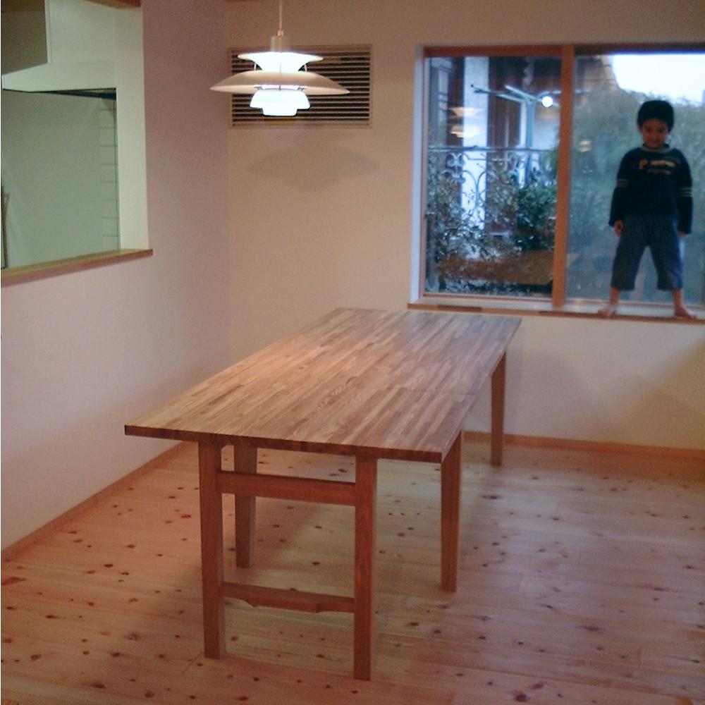エクステンションダイニングテーブル