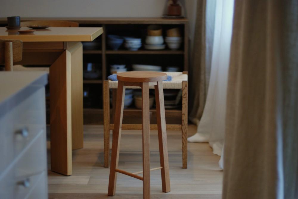 女性のためのキッチンハイスツール
