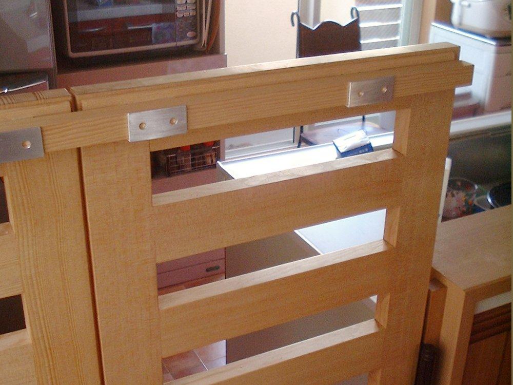 木製ペットゲート