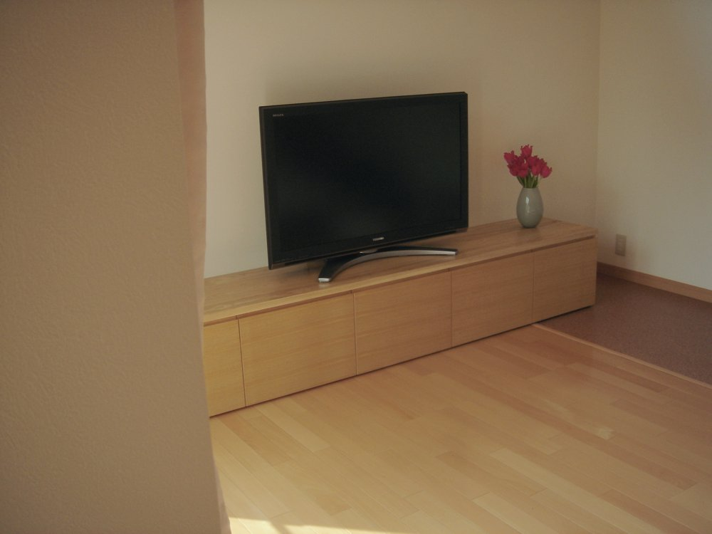 センの多機能テレビボード