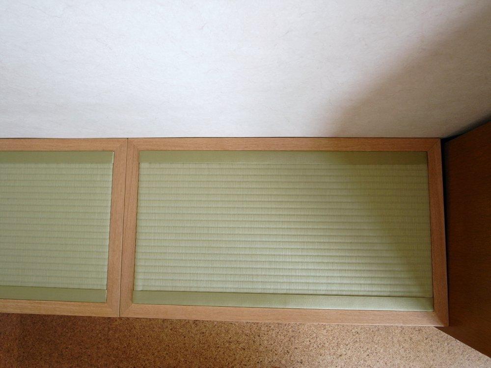 畳を使った和風オーダーベンチ