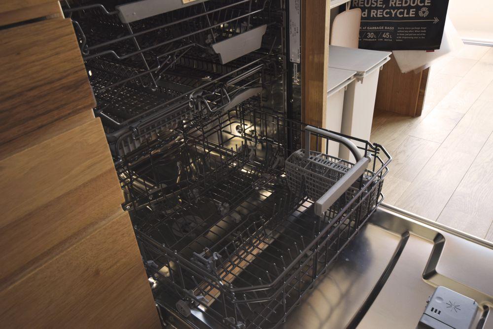 ASKOのD5556XXLの大きな食器洗浄機
