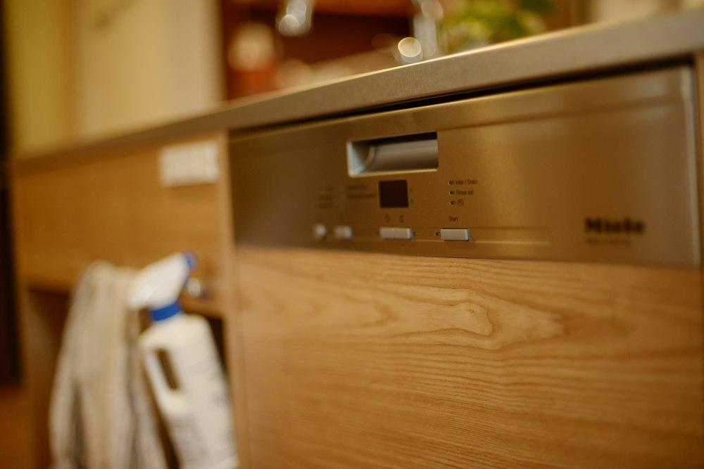 ミーレの60センチの食器洗浄機