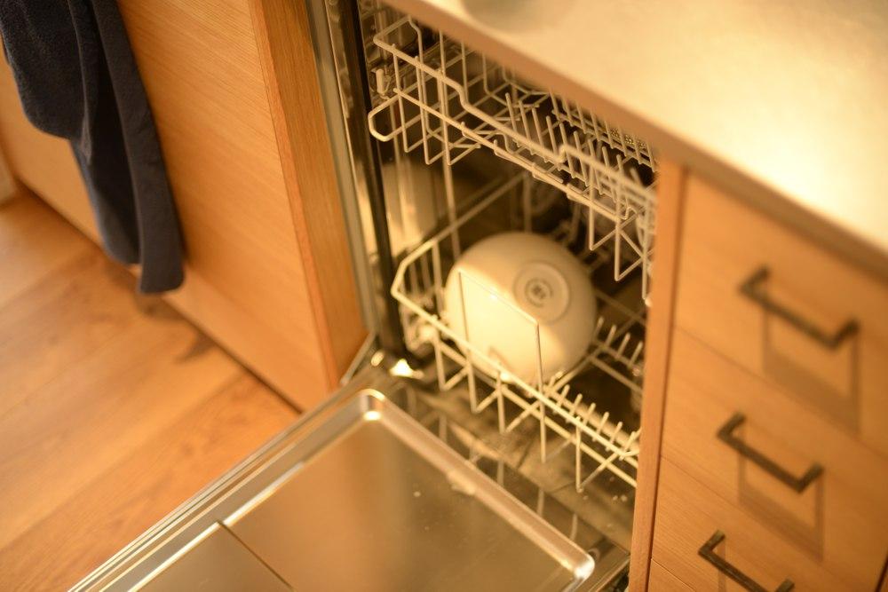ミーレの45センチ食器洗浄機