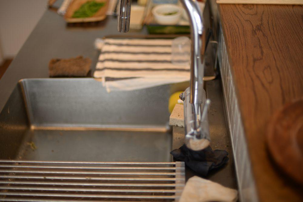 クリンスイの浄水一体型水栓
