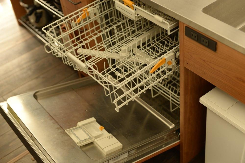 ミーレの食器洗浄機60cm G6620SCi